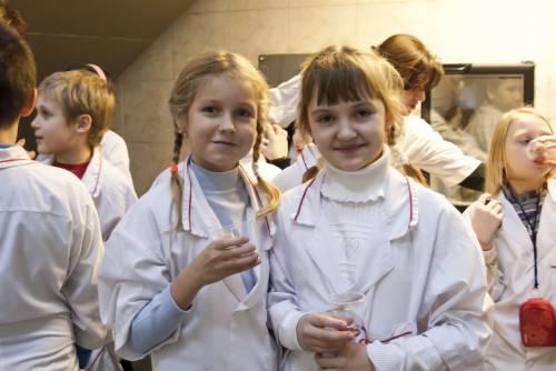 """Завод газированных напитков  """"ОЧАКОВО """" - ноябрь 2011."""